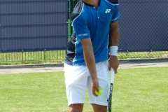 Alex Bolt ready to serve