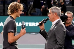 Alexander Zverev post-match interview