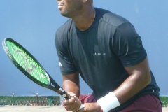 Donald Young ready to return serve
