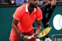 Frances Tiafoe ready to return