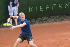 Jelle Sels signature forehand preparation