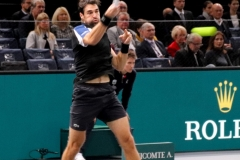 Jeremy Chardy forehand hammer