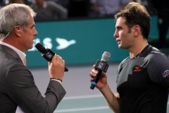 Malek Jaziri post-match victory interview
