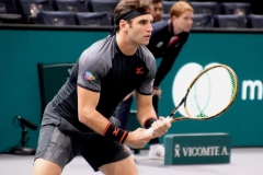 Malek Jaziri preparing to return