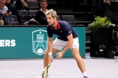 Richard Gasquet preparing to return