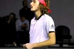 Stefanos Tsitsipas disappointed with himself