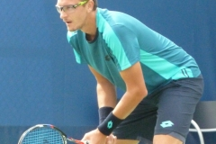 Denis Istomin ready to return
