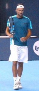 Ruben Bemelmans at European Open Tennis Antwerp 2017