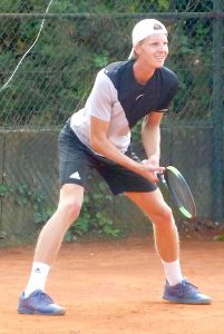 Gijs Brouwer at Stadtwerke Meerbusch Open Qualifying