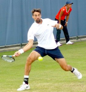 Jeremy Chardy at Libema Open Den Bosch