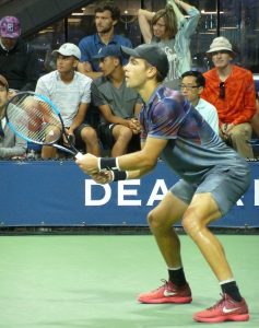 Borna Coric at US Open New York