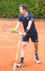 Corentin Denolly at Stadtwerke Meerbusch Open Qualifying