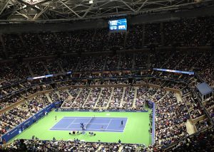 Centre Court, Arthur Ashe Stadium