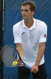 Albert Ramos Vinolas at US Open New York
