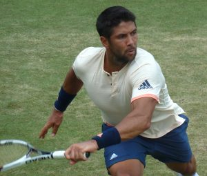 Fernando Verdasco at Libema Open Den Bosch
