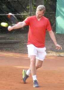 Roman Warias at Stadtwerke Meerbusch Open Qualifying
