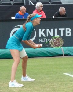 Antonia Lottner at Libema Open Den Bosch